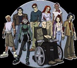 X-men dessin animé 1992